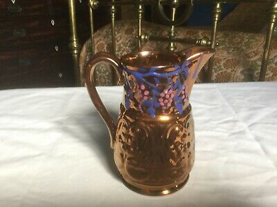 Early Victorian Lustre Jug • 15.99£