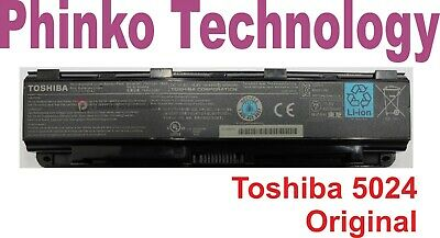 AU70 • Buy Original Battery For Toshiba Satellite C850 C850D L850 L850D Pro PA5024U-1BAS