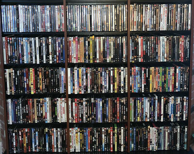 $2.30 • Buy Huge Collection Of DVD Movies #2. Take Your Pick. Discount On Quantity