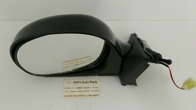 AU186.89 • Buy Genuine New Mercedes Benz Mb Van Mb100 & Mb140 All Model Side Mirror Assy - Lh