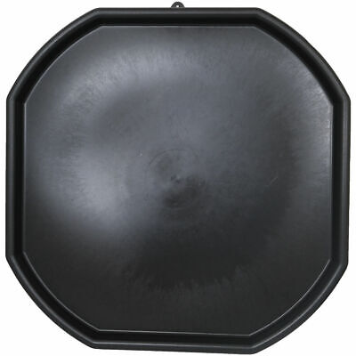 Large Black Plastic Builders Mixing Tray Spot For Cement Mortar Sand Plastering • 22.99£