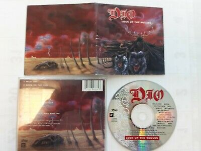 $10.22 • Buy Lock Up The Wolves By Dio (Heavy Metal) (CD, May-1990, Reprise)