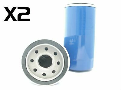 AU17.80 • Buy 2X Oil Filter Fit Interchangeable With Ryco Z600 - Wesfil WZ600