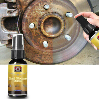 $3.88 • Buy 1X Car Parts Rust Cleaner Wheel Spray Hub Derusting Spray Rust Remover Accessory