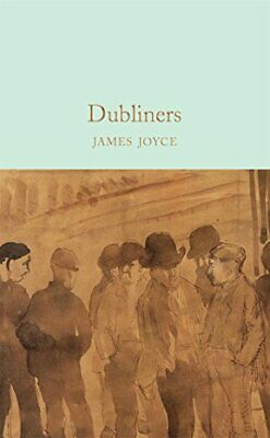 Dubliners (Macmillan Collector's Library) New Hardcover Book • 7.68£