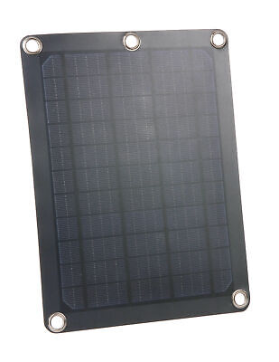 £15.99 • Buy Portable Travel Camping Hiking 5W / 5V Solar Panel With USB Port Battery Charger