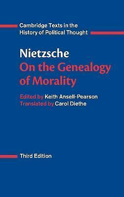 Nietzsche: On The Genealogy Of Morality And Other Writings (Cambridge Texts I... • 35.67£