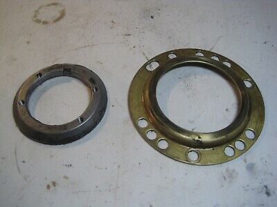 AU16.56 • Buy JOHNSON EVINRUDE OUTBOARD MOTOR Armature Support Plate And Retaining Ring