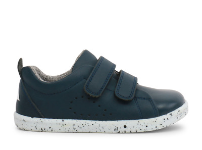 Bobux Grass Court Kid's Casual Shoes Navy I-Walk And Kid+  • 49£