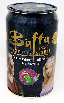 $24.99 • Buy 1999 Chupa Chups Buffy The Vampire Slayer Tongue Painter Lollipops *Sealed*