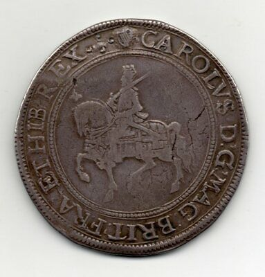 Charles I Crown, Tower Mint • 2,350£