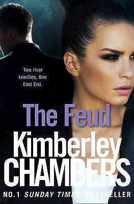 Kimberley Chambers - The Fued *NEW* + FREE P&P • 4.49£