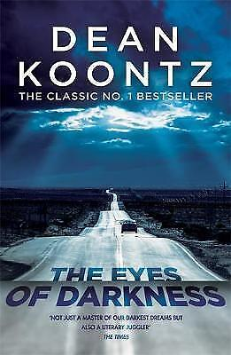 Dean Koontz - The Eyes Of Darkness  *NEW* + FREE P&P • 4.49£