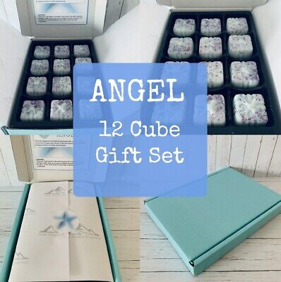 £7.99 • Buy 12 X  Angel  Premium Scented Soy Wax Melts - Gift Box - Free Post