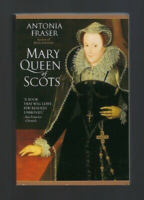 $9.95 • Buy MARY QUEEN OF SCOTS By Antonia Fraser (Delta Reissue 2001 Trade Paperback)