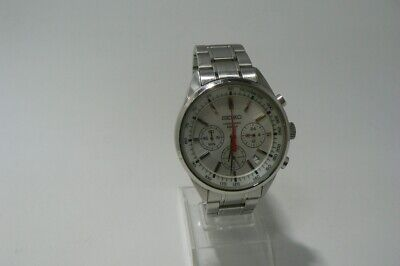 $149 • Buy SEIKO Quartz Watches Silver System 6T63-0080 [used] (2219