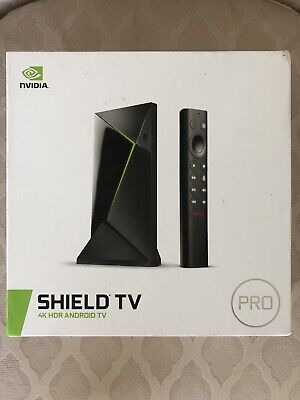 $ CDN365.81 • Buy NVIDIA SHIELD TV PRO Android 4K HDR Streaming Media Player 16GB - Ships Today!