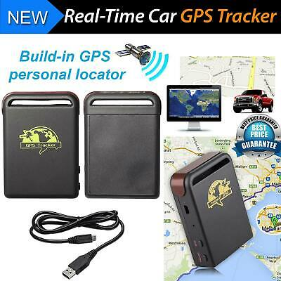 Car GPS Tracker Personal Tracking Device TK102 B Magnetic Vehicle Mini Real Time • 13.49£