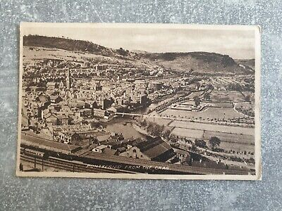 Pontypridd From The Crag • 9£