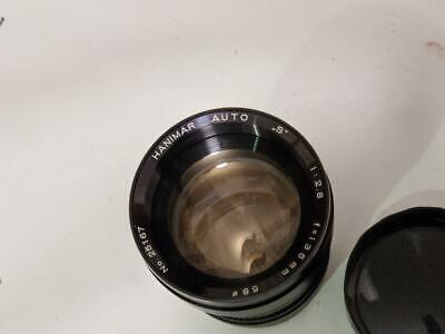 AU10 • Buy Hanimar Auto  S  1:2.8   135mm Lens -  M42 Pentax Universal Screw Mount