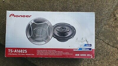 AU150 • Buy Pioneer Car Stereo Speakers TS-A1682S