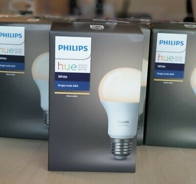 AU20 • Buy Philips Hue Bulb B22 A60 Warm White