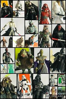 AU9.99 • Buy Star Wars Loose Action Figures - Buy More And Save - Huge Selection