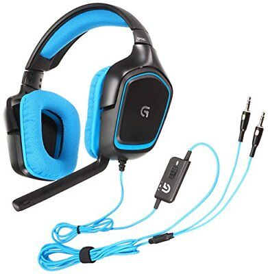 AU280.48 • Buy Gaming Headset Logitech G430 Dolby 7.1 Surround Windows Support