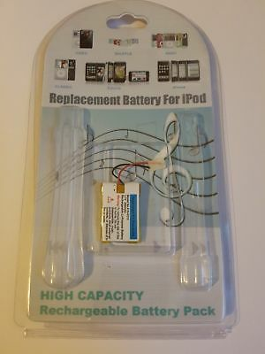 Apple IPod Shuffle Battery Replacement New • 8.99£