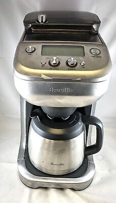 $89.99 • Buy Breville The Grind Central Coffee Maker, BDC650 BSSUSC, Minor Cosmetic Issue