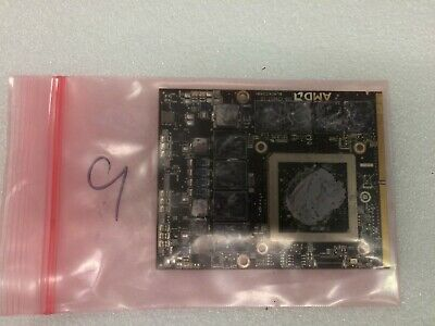 $165.55 • Buy IMac 27  A1312 2011 Video Card Radeon HD 6970M 2GB  TESTED 30dayWTY