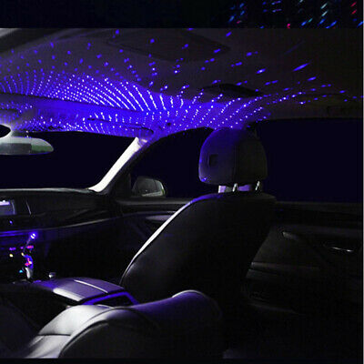 $2.55 • Buy USB Car Accessories Interior Atmosphere Star Sky Lamp Ambient Star Night Lights