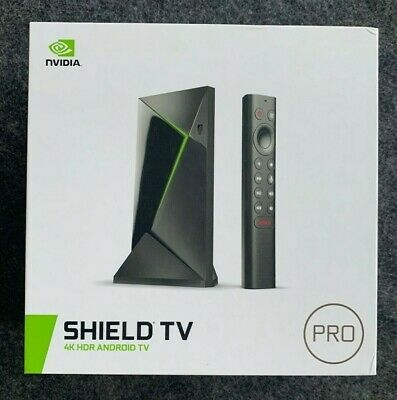 $ CDN364.41 • Buy NVIDIA Shield Android TV Pro | 4K HDR Streaming Media Player BRAND NEW
