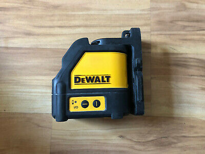 $95 • Buy DeWALT DW088 Self-Leveling Cross Line Laser Level