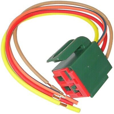 $12.38 • Buy Parts Master 84060 Fuel Pump Relay & Multi-Purpose Connector For Ford Products