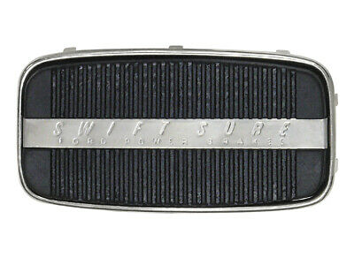 $ CDN61.80 • Buy New 1959-67 Galaxie Brake Pedal Pad Swift Sure Power Automatic Transmission Ford