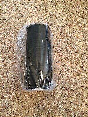 $ CDN37 • Buy New Unopened 109 Yards Of Black Elastic Band 3/16  (5mm) Wide. Fast Shipping!