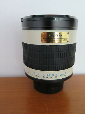 AU20.50 • Buy Opteka 500mm Mirror Lens New Never Used Canon EOS Mount On M42 Crew Mount