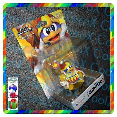 AU27.49 • Buy *New* King Dedede Amiibo 28 Nintendo Switch 3DS 1st Print Super Smash Bros Kirby