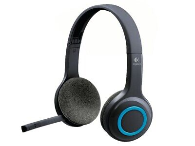 AU177.59 • Buy Logitech H600 Wireless Headset With Noise Canceling Microphone Tiny Nano Receive