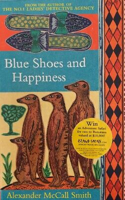 AU19.99 • Buy Blue Shoes And Happiness By Alexander McCall Smith. New