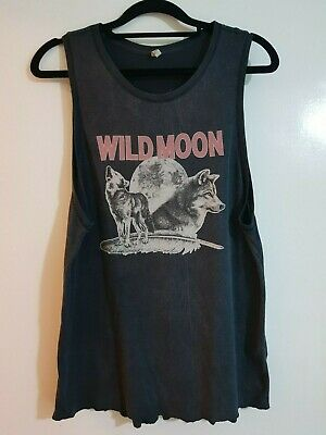AU56 • Buy Spell And The Gypsy Wild Moon Tank, Size Small