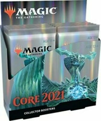 View Details Magic Core Set 2021 Collector Booster Box Factory Sealed M21 (12 Packs) Preorder • 316.95$ CDN