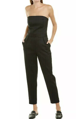 $135 • Buy Theory NWT $495 Tux  Jumpsuit Size 4