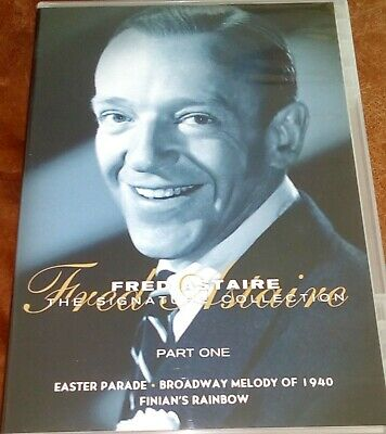 Finian's Rainbow Easter Parade Broadway Melody Of 1940 3 Dvd Musical Film Movie • 9.99£
