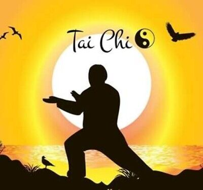 Tai Chi Beginners Guide Gentle Exercise For Calmness Relaxation Reduce Stress • 2.45£