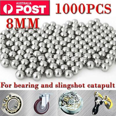 AU63.95 • Buy Steel Loose Bearing Ball Replacement Parts 8mm Bike Bicycle Cycling Stainles AU