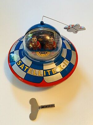 Vintage Space Ship Toy In Box • 21£