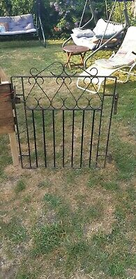 Front Garden Gate With Fittings.  • 35£