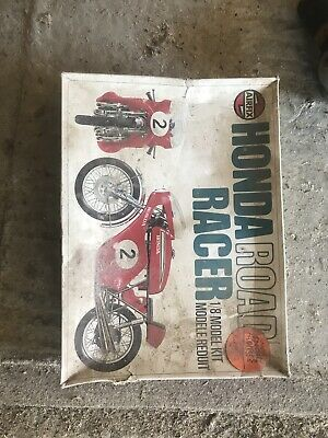 Airfix 1/8th Honda Road Racer Model Kit Complete And Unstarted. • 10.50£
